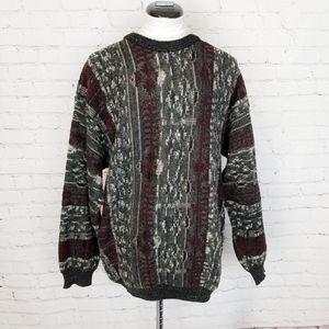 Cortina Vintage|Oversized Ugly Grandpa Sweater